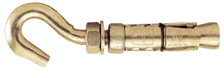 Hookbolt Shield Anchors