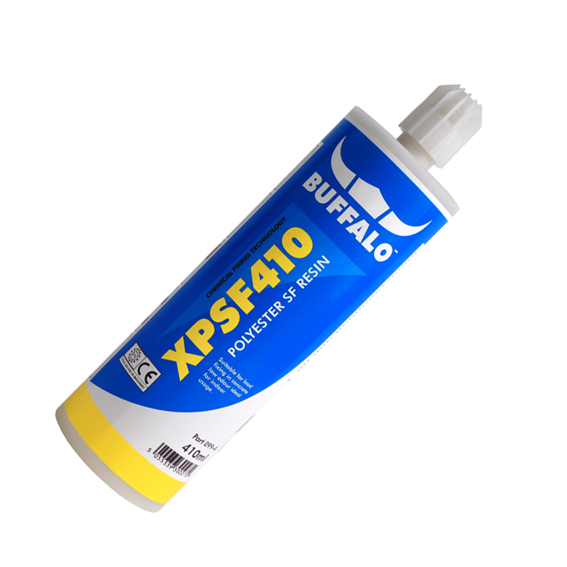 Buffalo XPSF410 Polyester Resin Styrene Free Cartridge 410ml