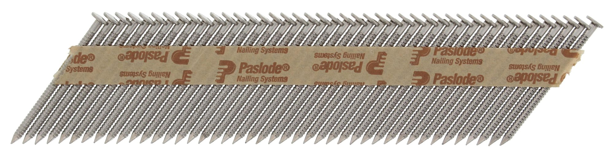 Paslode Ring Shank Stainless Steel Nail Fuel Pack (2000)