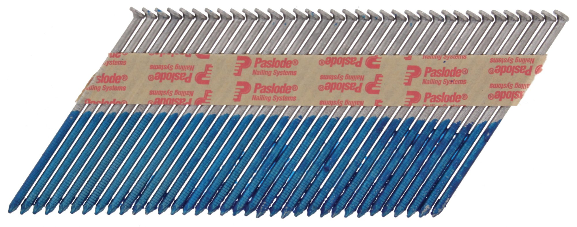 IM360Ci Paslode Rink Shank Hot Dipped Galv Nail Fuel Pack (2500)