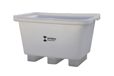 250 Litre HD Mortar Tub - Forklift Adaptable