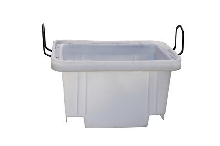 CRANE & Forklift Adaptable 250 Litre HD Mortar Tub