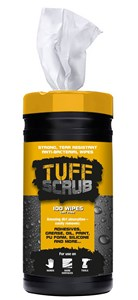 Wipes, Sprays & Cleaners Tuff Scrub All-Purpose Trade Wipes (Pack of 100)