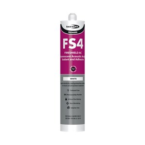 Heat Resistant & Intumescent Sealants C3 Intumescent Acrylic Sealant