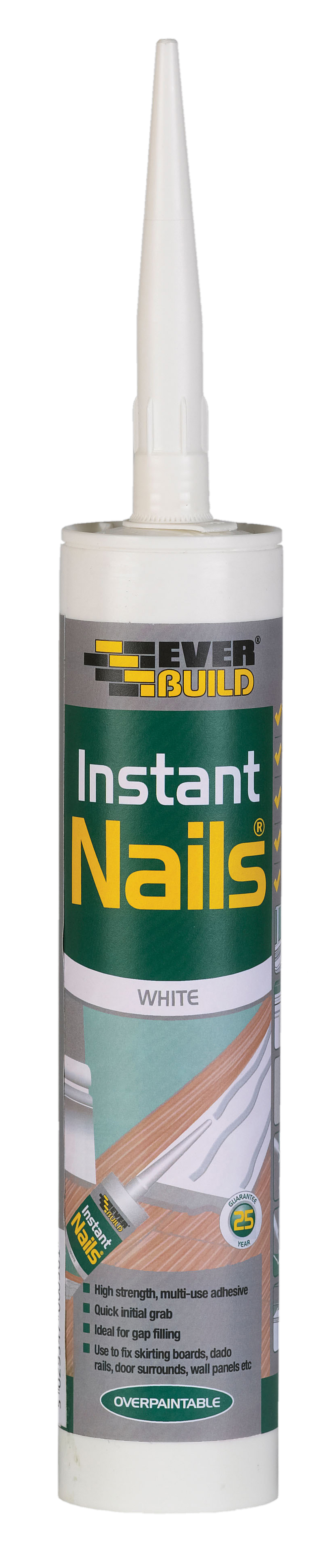 310ml Instant Nails Solvent Free Panel Adhesive