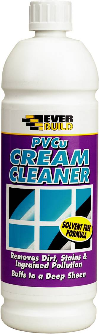 Cleaning Products 1 Litre UPVC Cream Cleaner