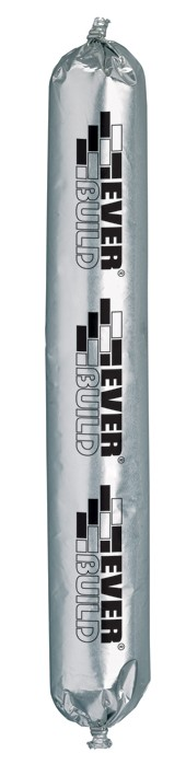 600ml Foil Pack White Fireseal 300 Intumescent and Acoustic Acrylic Sealant