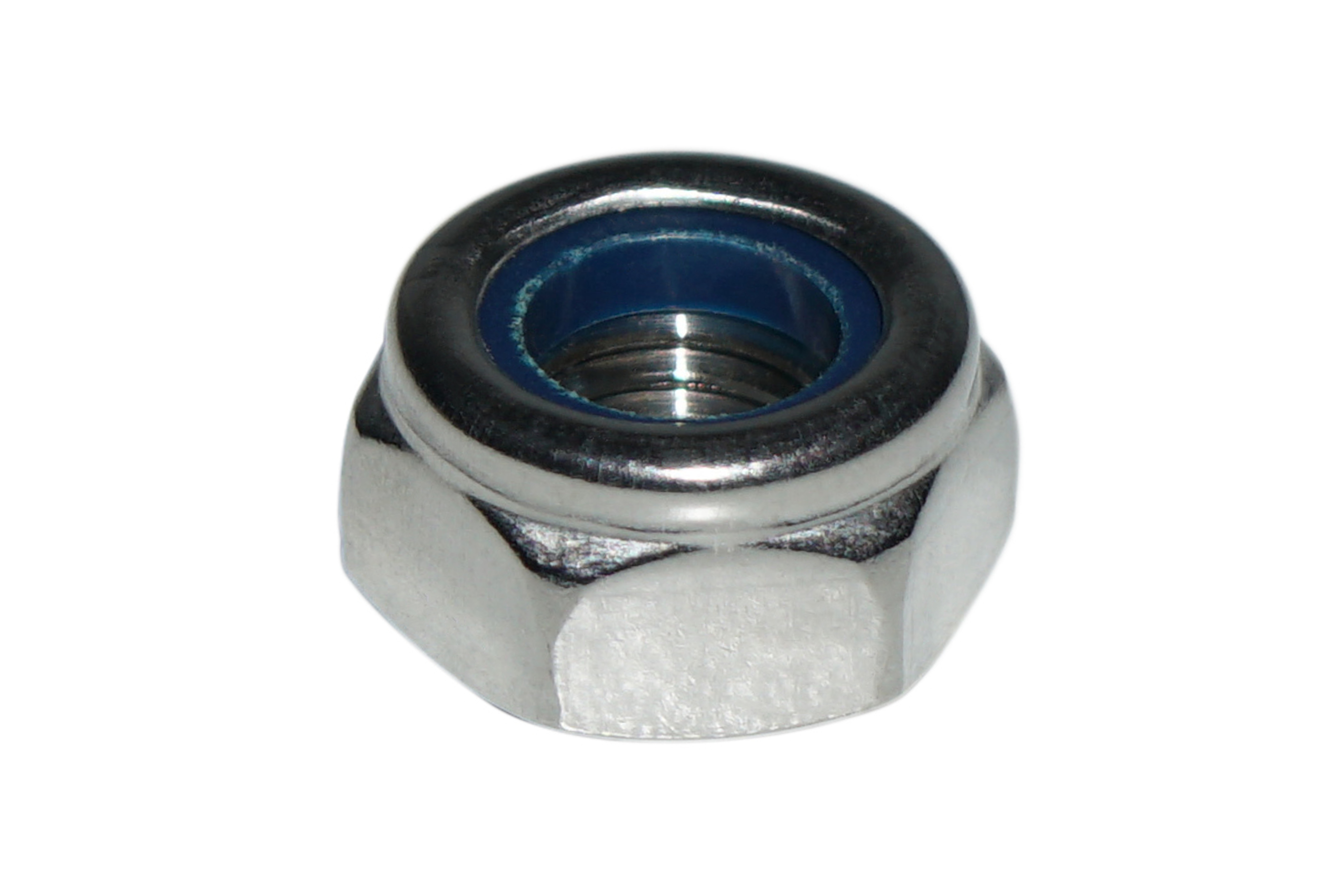 A2 Stainless Steel Nylon Insert Nuts