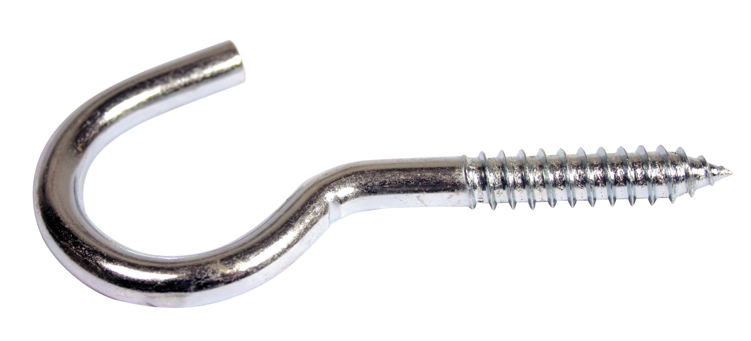 BZP Screw Hooks