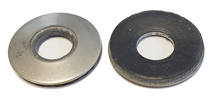 Galvanised Bonded Washers