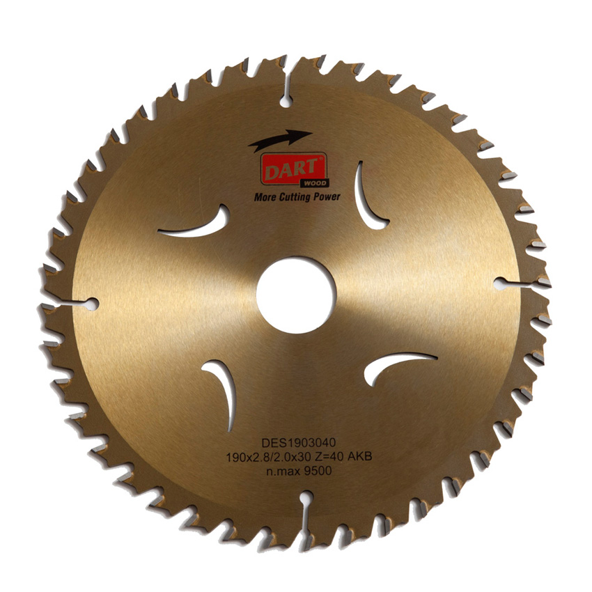 Wood Cutting TCT Circular Saw Blades