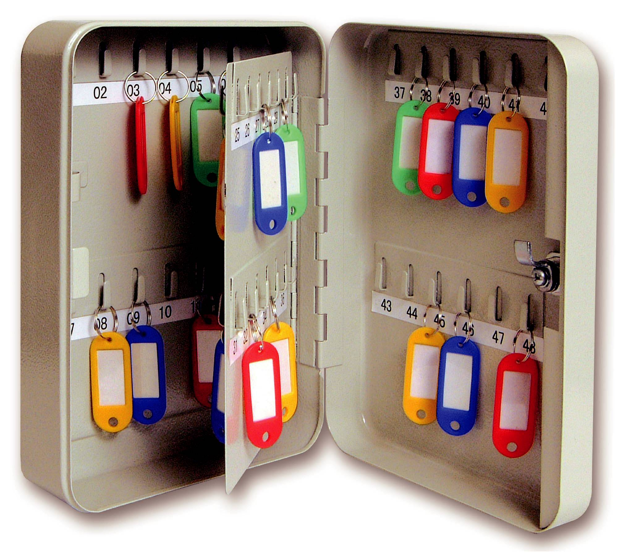 Lockable Key Cabinets