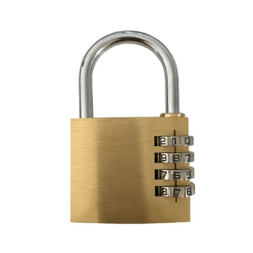 Padlocks Brass Combination Padlock
