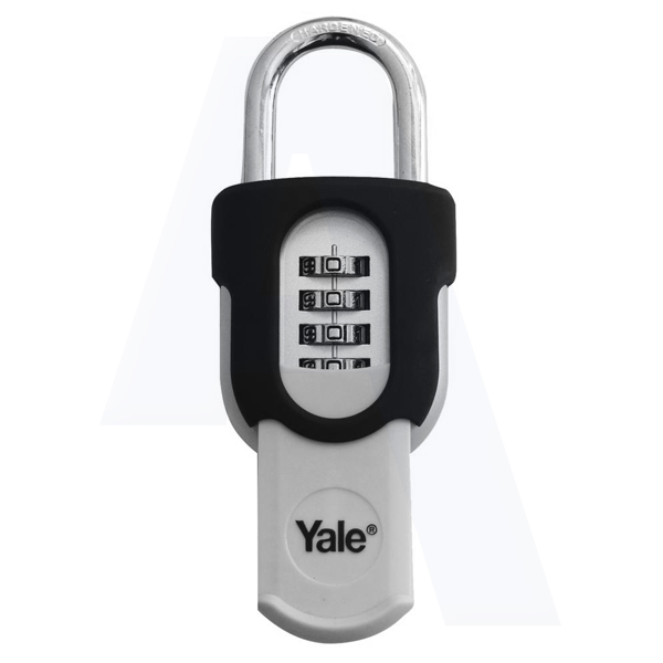 Padlocks Yale 50mm Zinc Combination Padlock