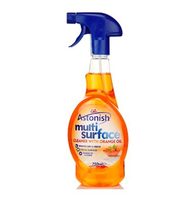 Cleaning Products 750ml Clean & Fresh Multi Surface Cleaner