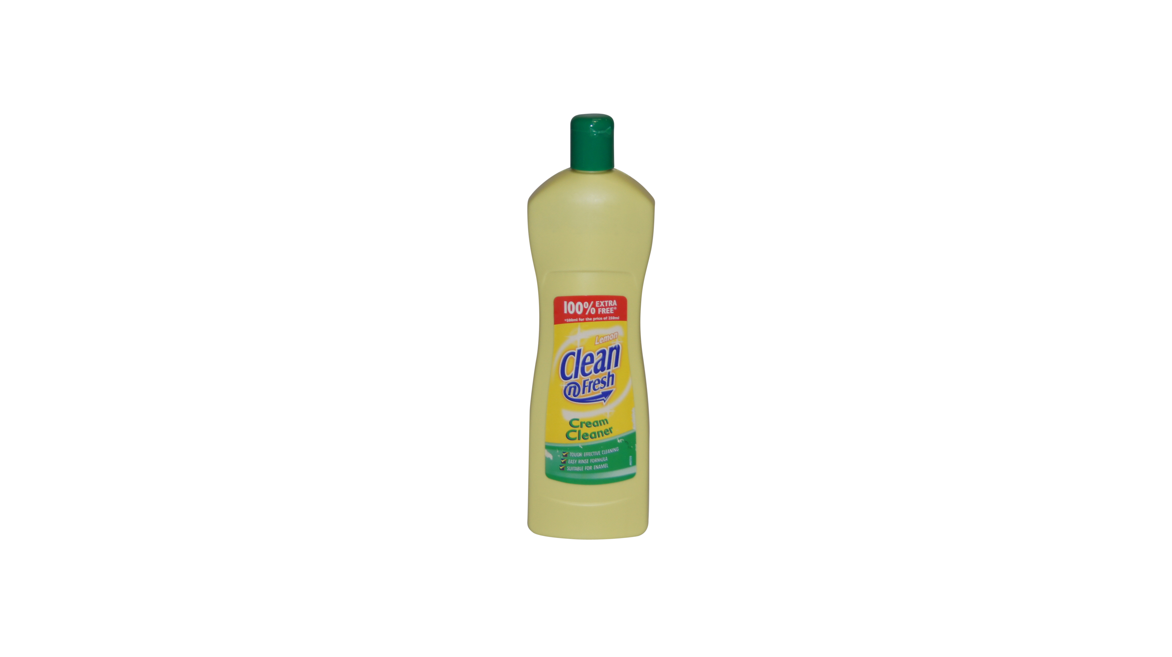 Cleaning Products 250ml Clean & Fresh Cream Cleaner