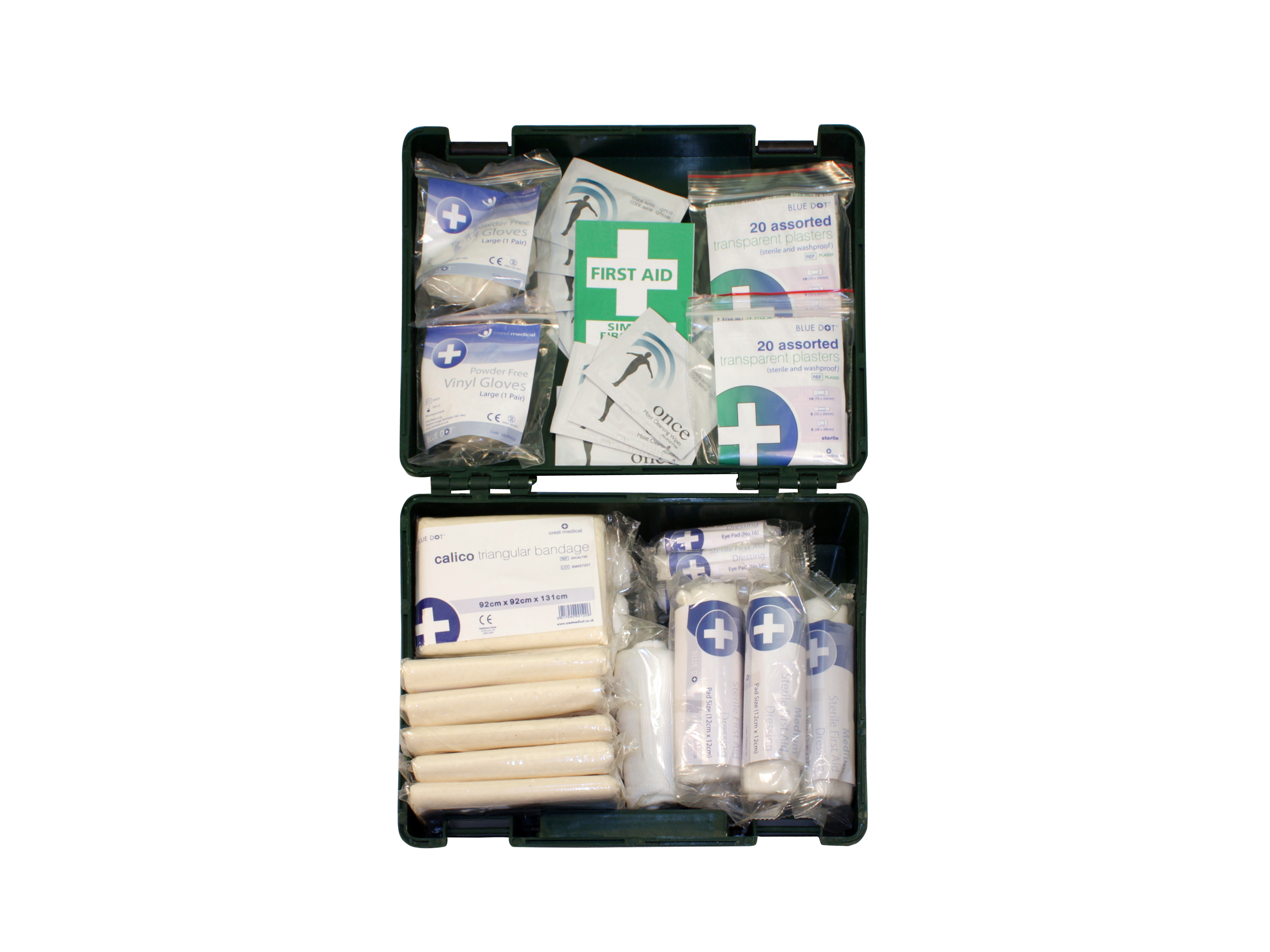 1-20 People First Aid Kit