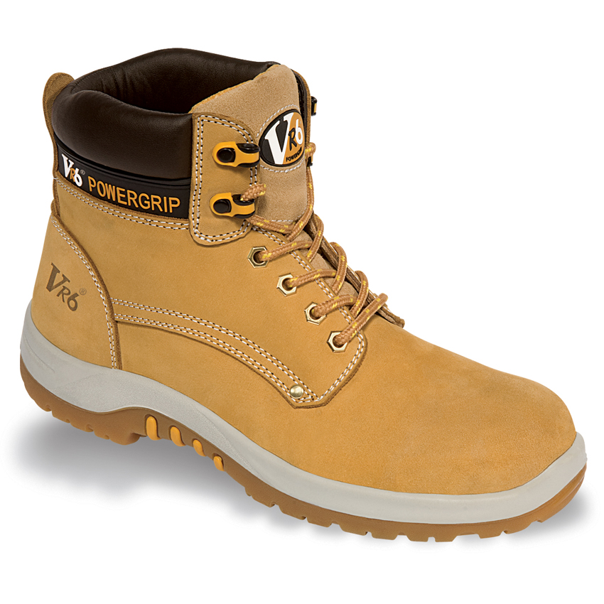 VR602 Puma Honey S1P Nubuck Boots