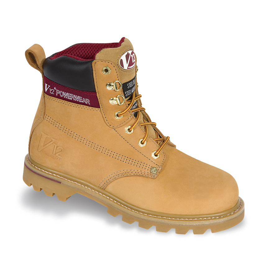 V1237 Boulder Honey Derby Boots