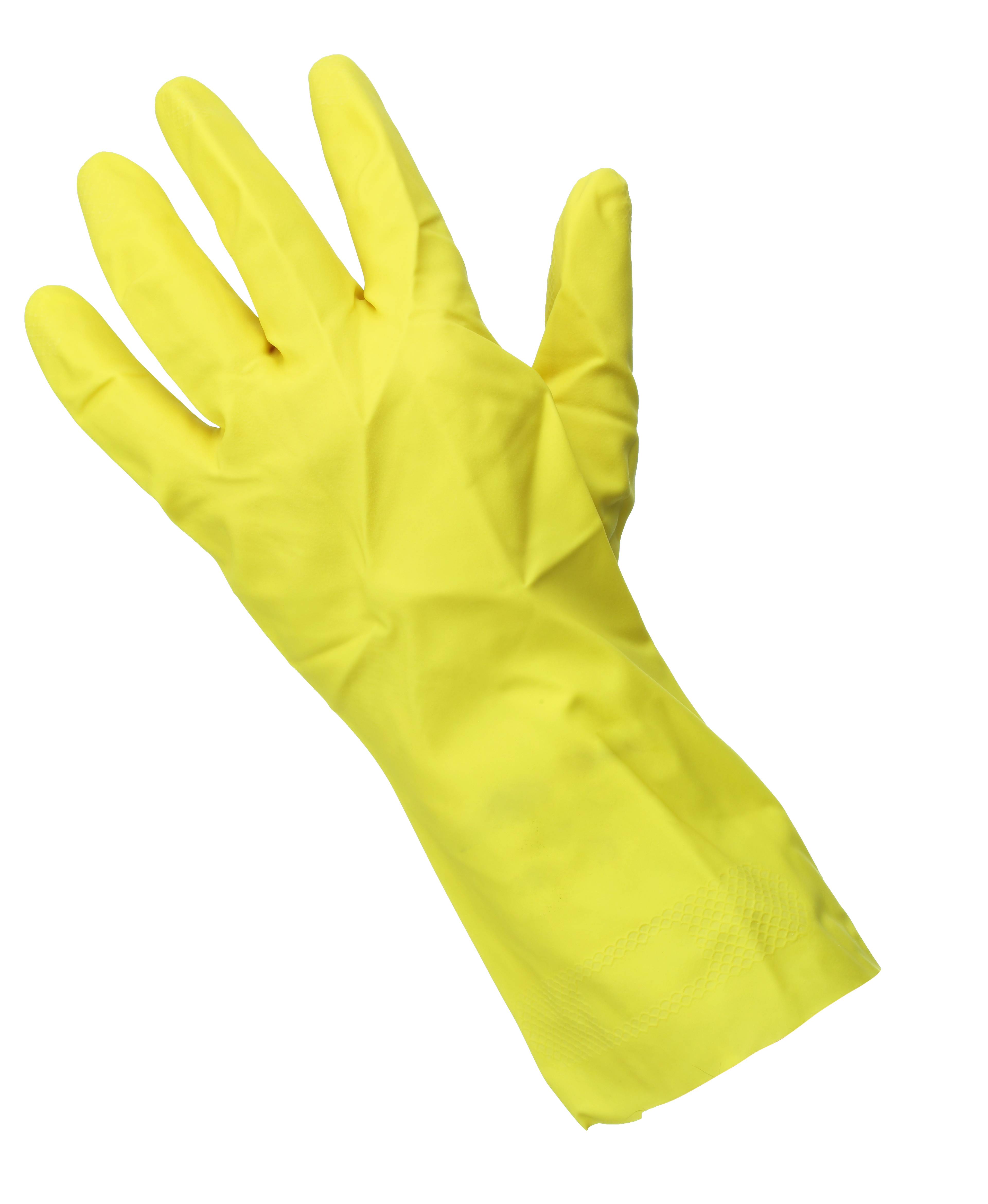 Clean Grip Rubber Household Gloves