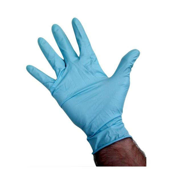 Large Powder Free Nitrile Disposable Gloves