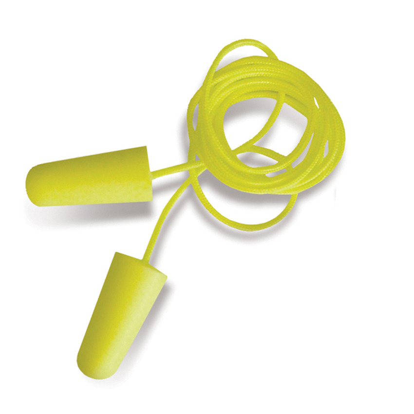 E.A.R. Cabocord Foamed Polymer Ear Plugs on a cord (pairs)