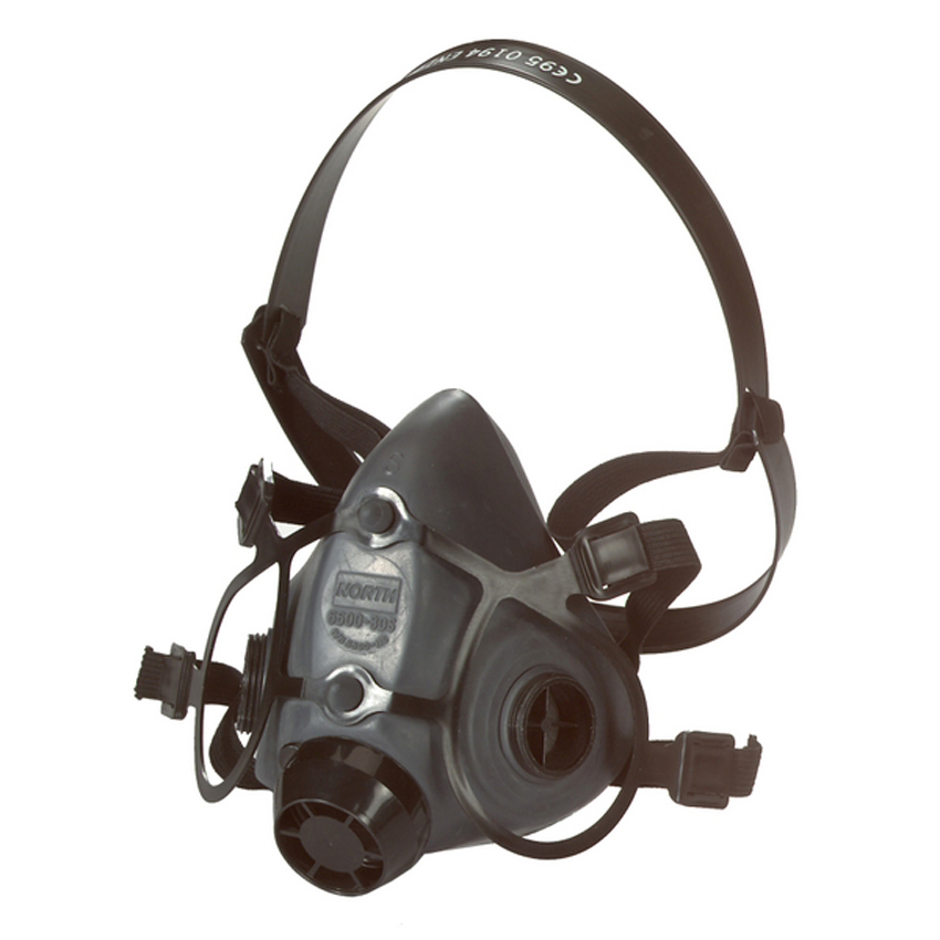 Respiratory Equipment 5500 North Half Face Dust Mask