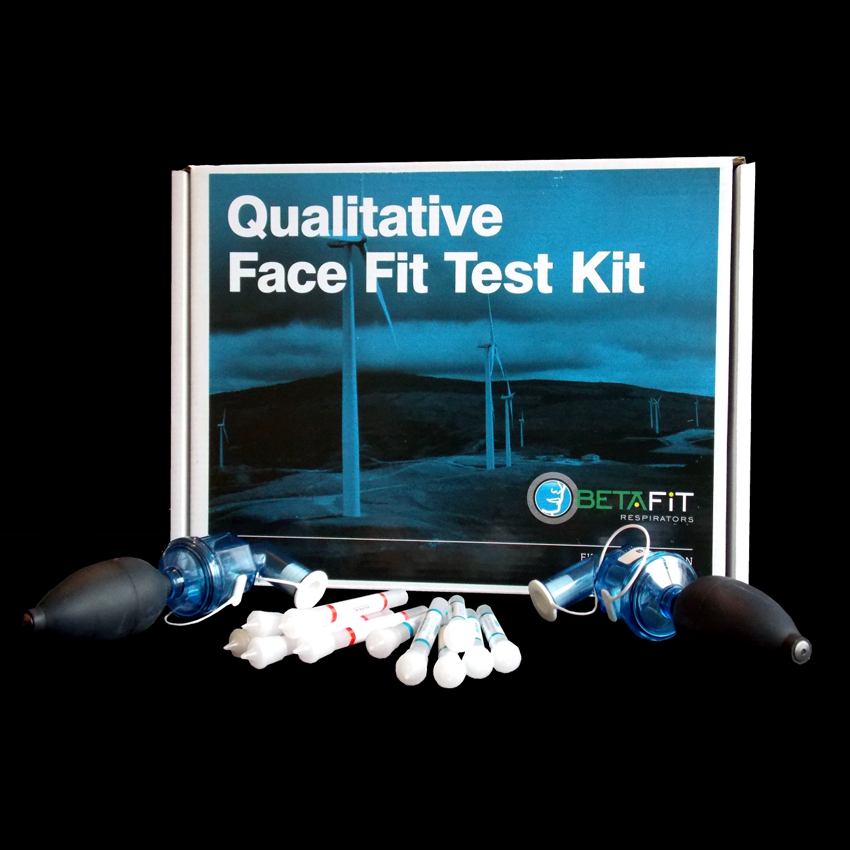 Respiratory Equipment Respirator Face Fit Test Kit