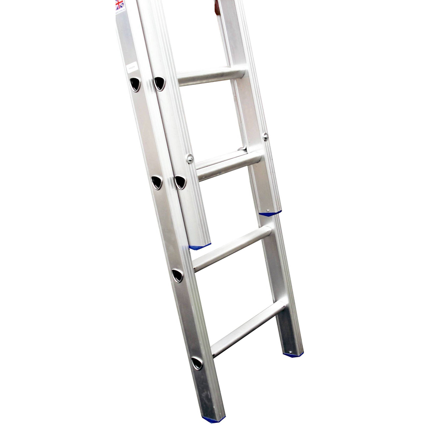 Aluminium Extension Ladders to BS2037 Class 1