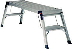 HOP470 Hop - Up Folding Platform to EN131