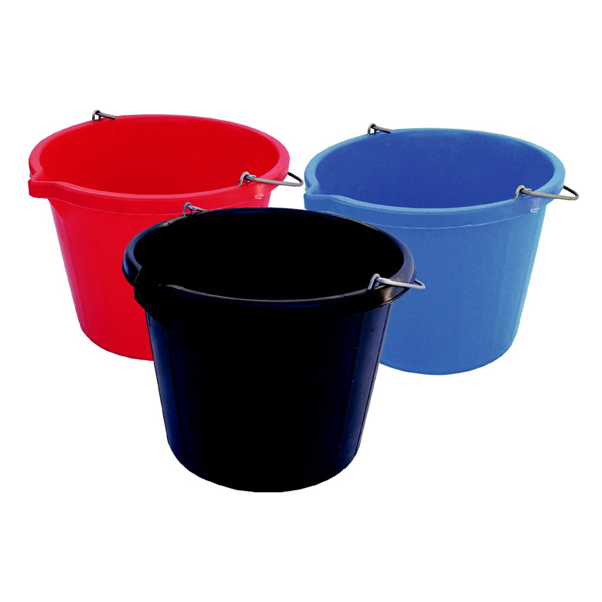 3 Gallon Contractors Bucket