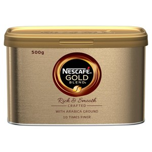 Site Equipment 750g Nescafe Gold Blend Coffee Granules