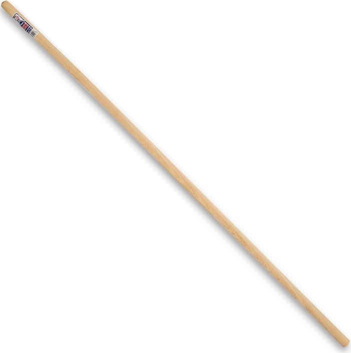 "Brushware 4' x 15/16"" Coco Broom Handle"