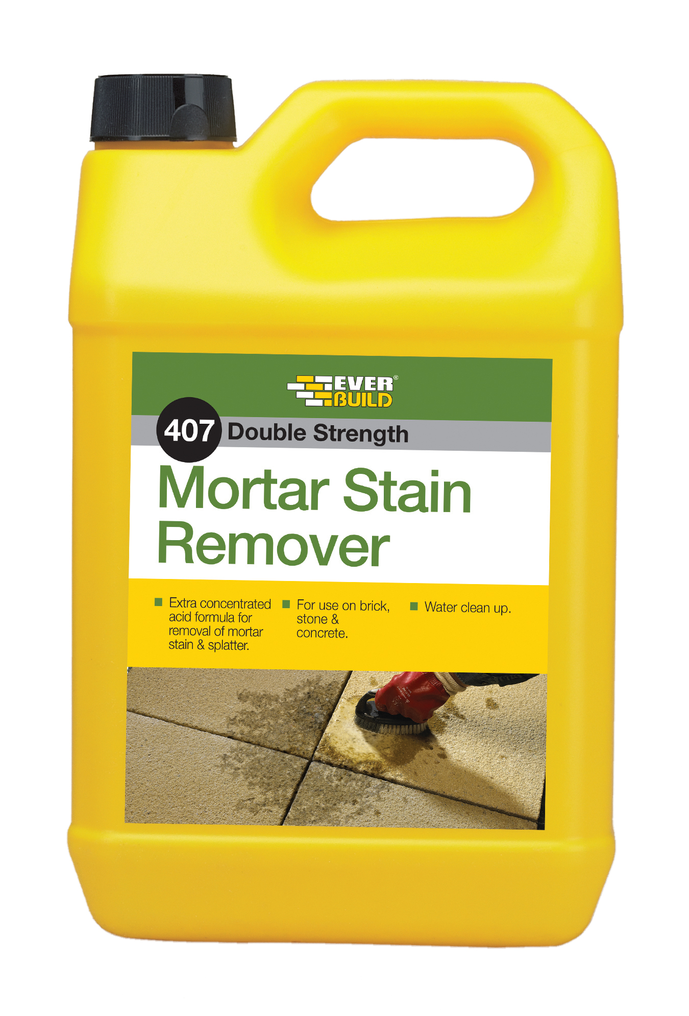 Wipes, Sprays & Cleaners Mortar Stain Remover (Brick Acid)