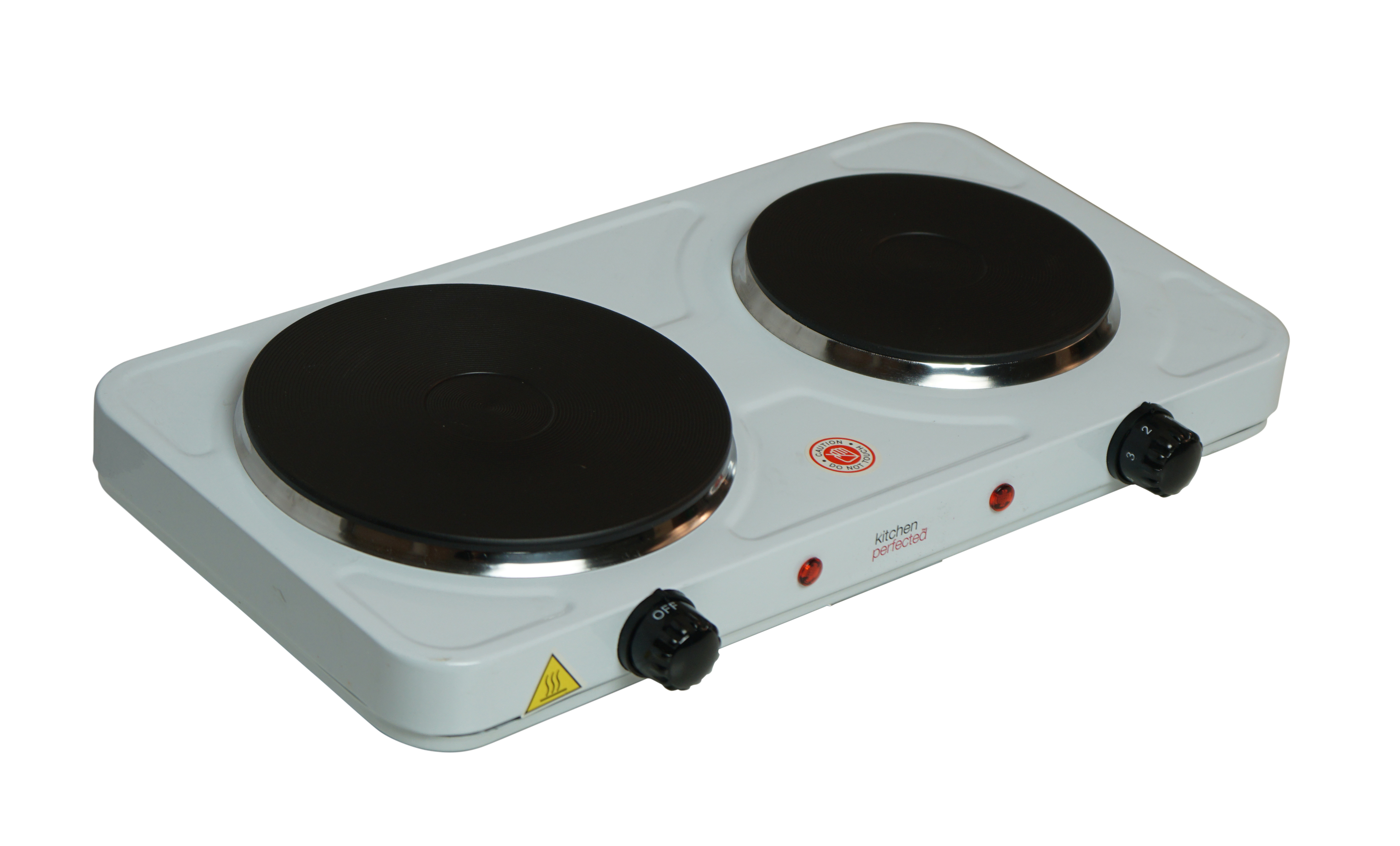 240 volt Double Cooking Plate