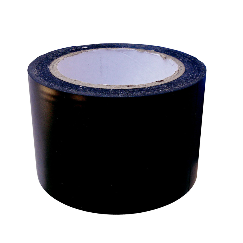 75mm x 33m Black Polythene Jointing Tape
