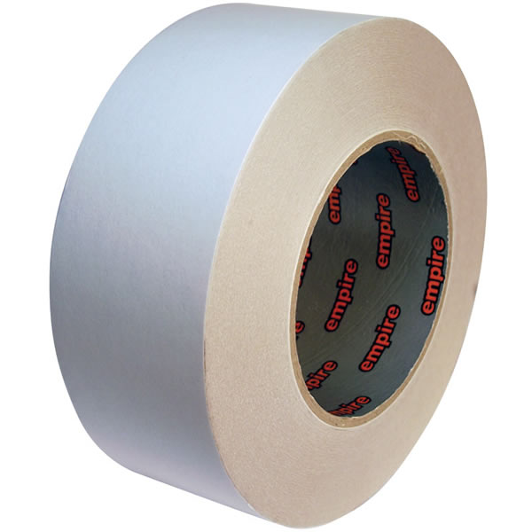 50mm x 50m Clear Double Sided Polythene Jointing Tape