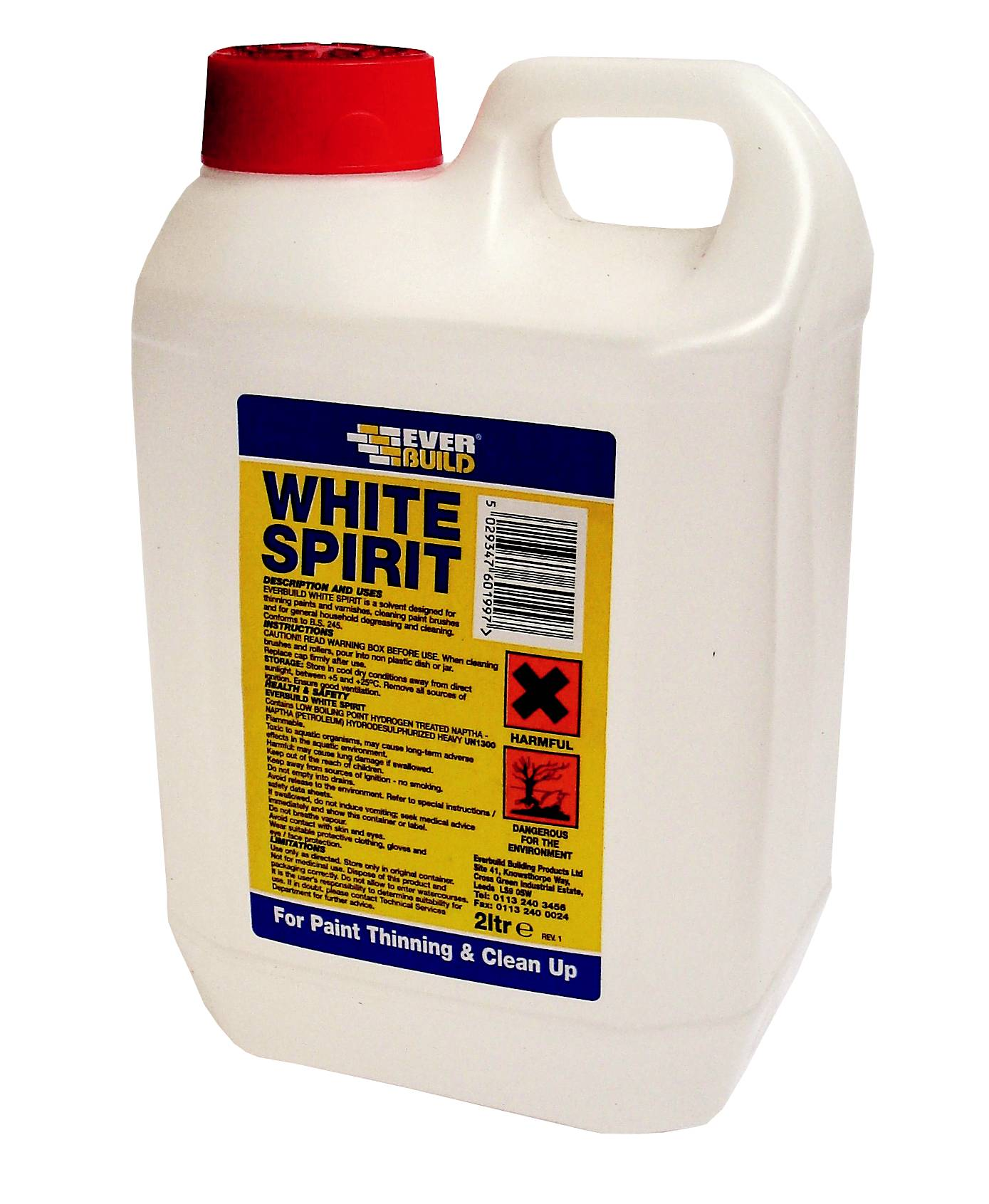 Decorating Products White Spirit