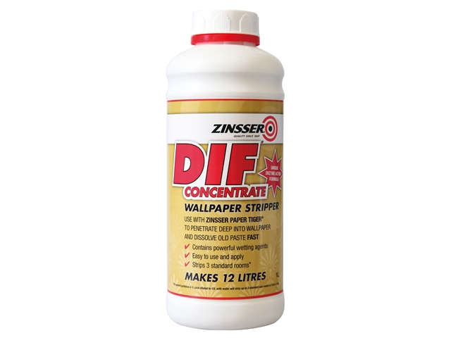 1 Litre DIF Wallpaper Stripper